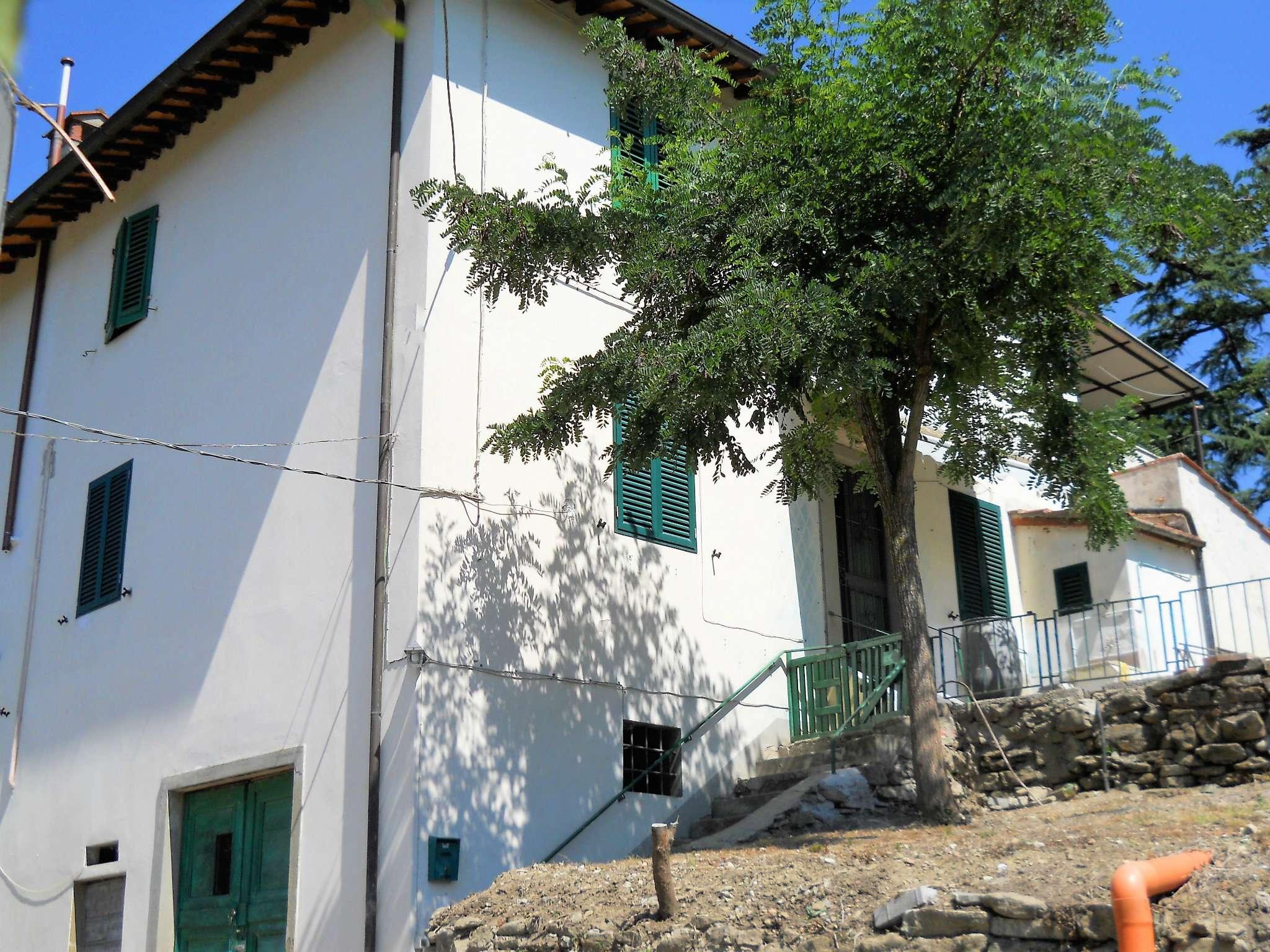 Soluzione Semindipendente in affitto a Rufina, 3 locali, prezzo € 600   Cambio Casa.it