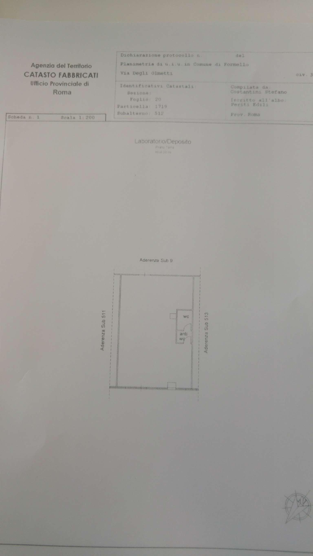 Ufficio / Studio in affitto a Formello, 1 locali, prezzo € 700 | CambioCasa.it