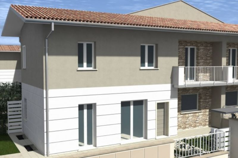 Villa a Schiera in vendita a Borgosatollo, 4 locali, prezzo € 317.000   Cambio Casa.it