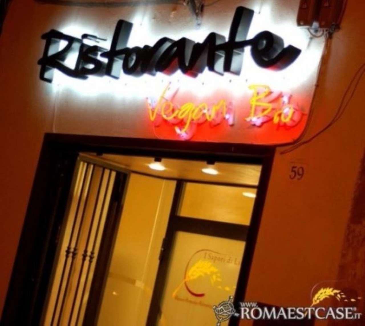 ristorante Vendita Mentana