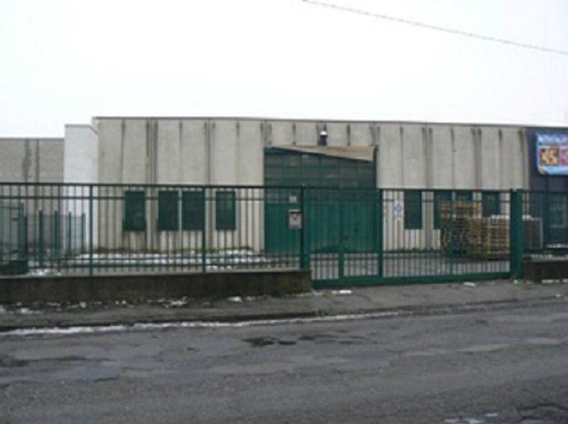 capannone Affitto Rozzano