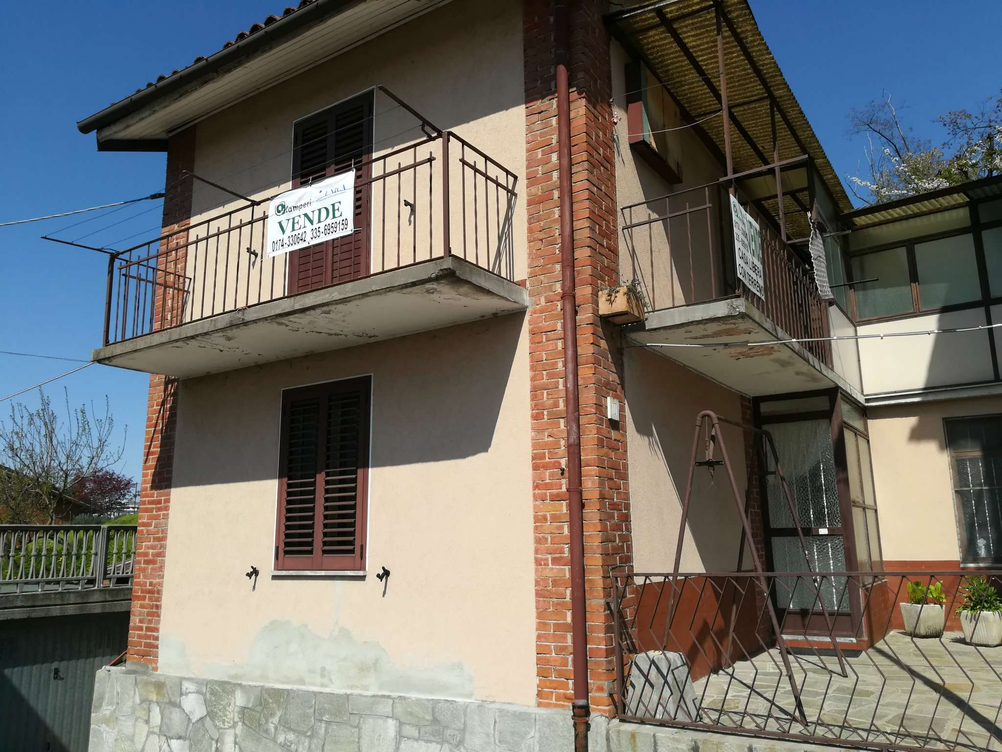 Soluzione Indipendente in vendita a Mondovì, 18 locali, prezzo € 165.000   Cambio Casa.it