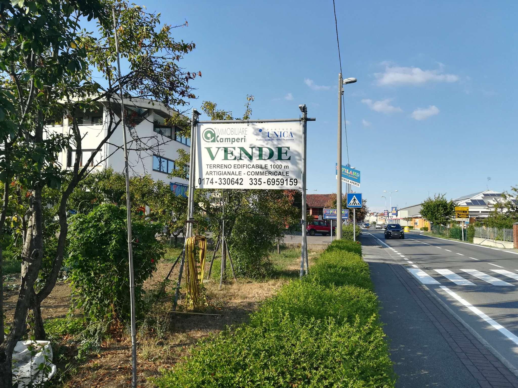 Terreno Edificabile Artigianale in Vendita a Mondovì