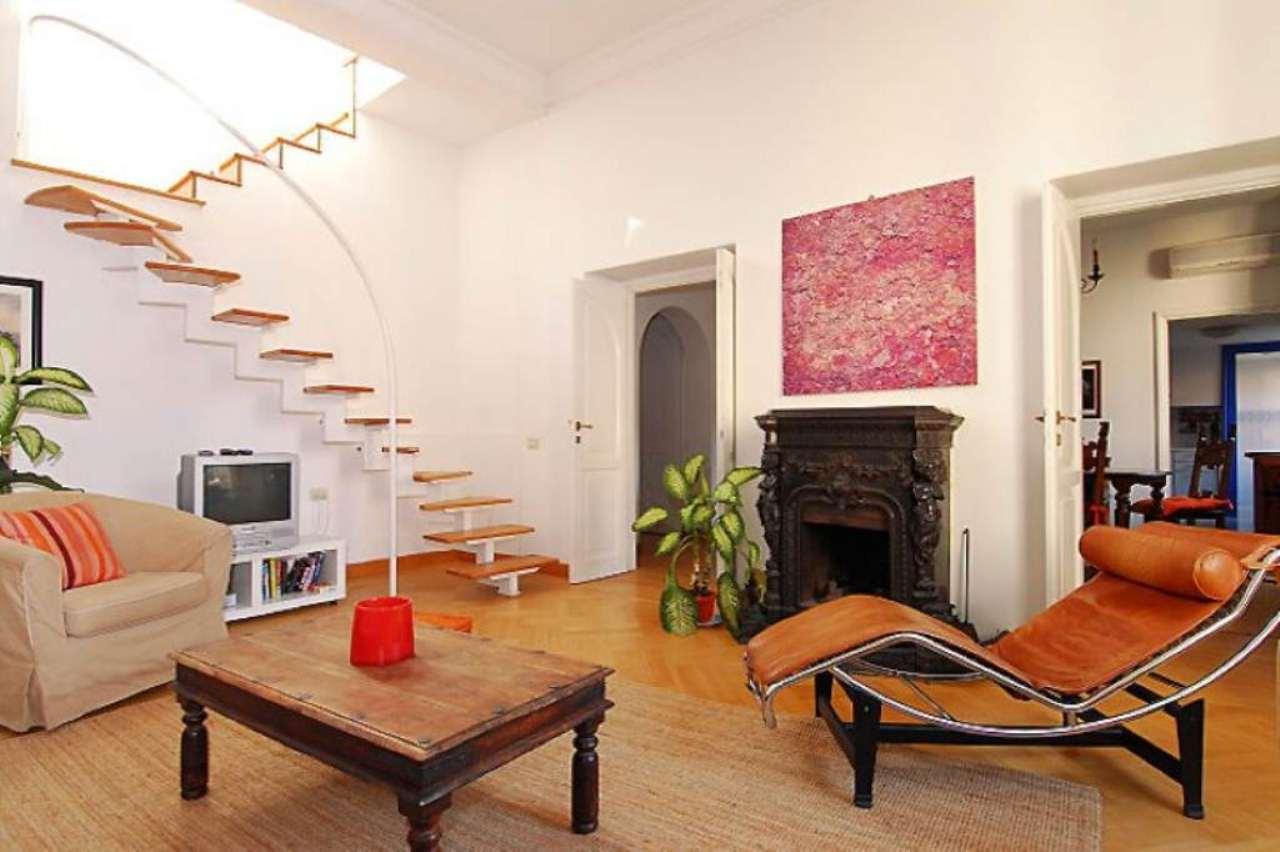 Attico / Mansarda in affitto a Roma, 7 locali, zona Zona: 1 . Centro storico, prezzo € 7.000 | Cambio Casa.it