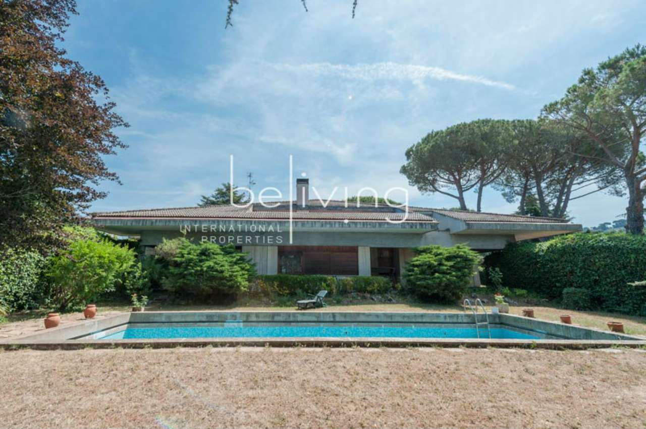 Villa in vendita a Frascati (RM)