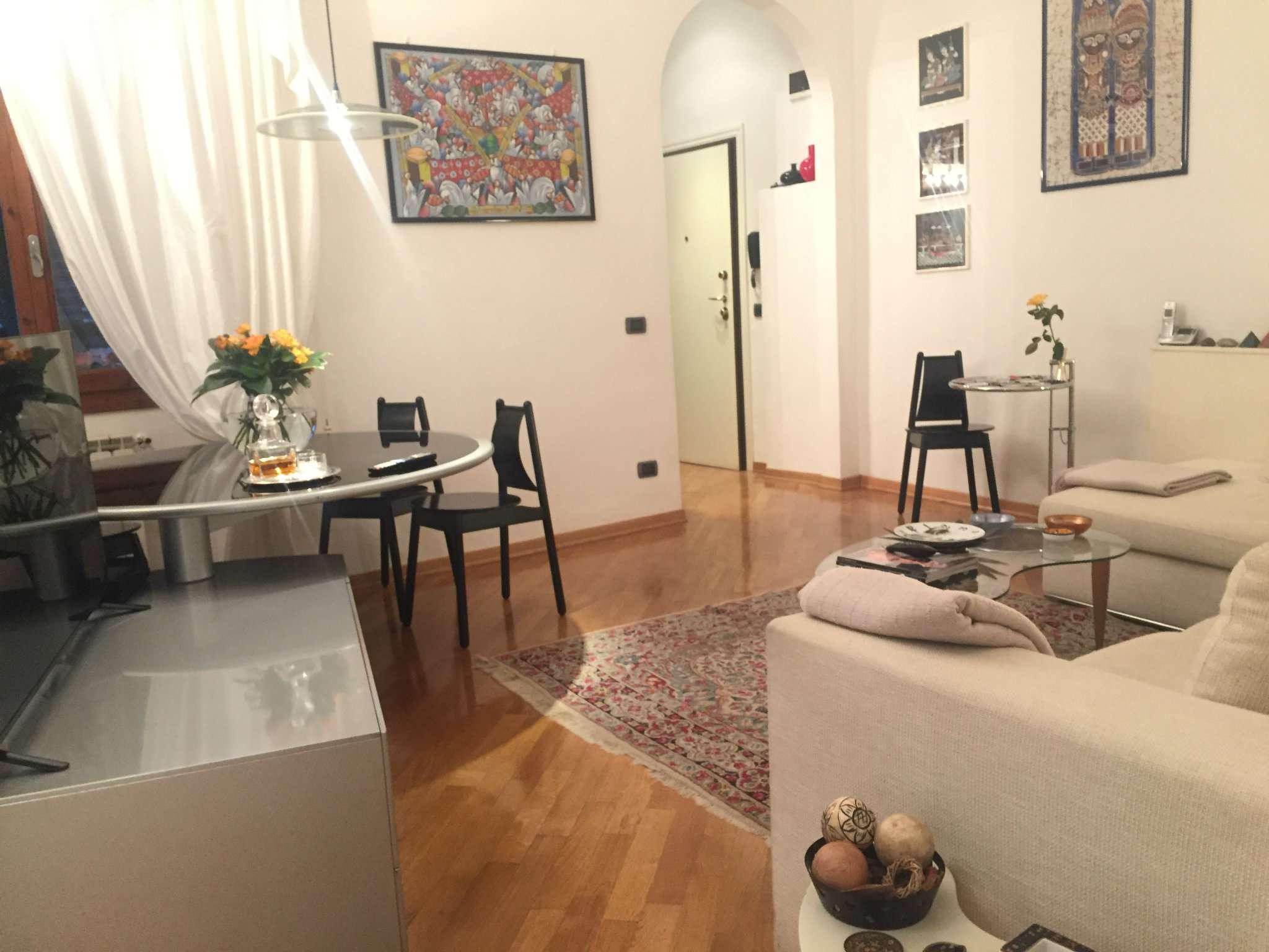 Appartamento in vendita 4 vani 90 mq.  piazza beccaria Firenze