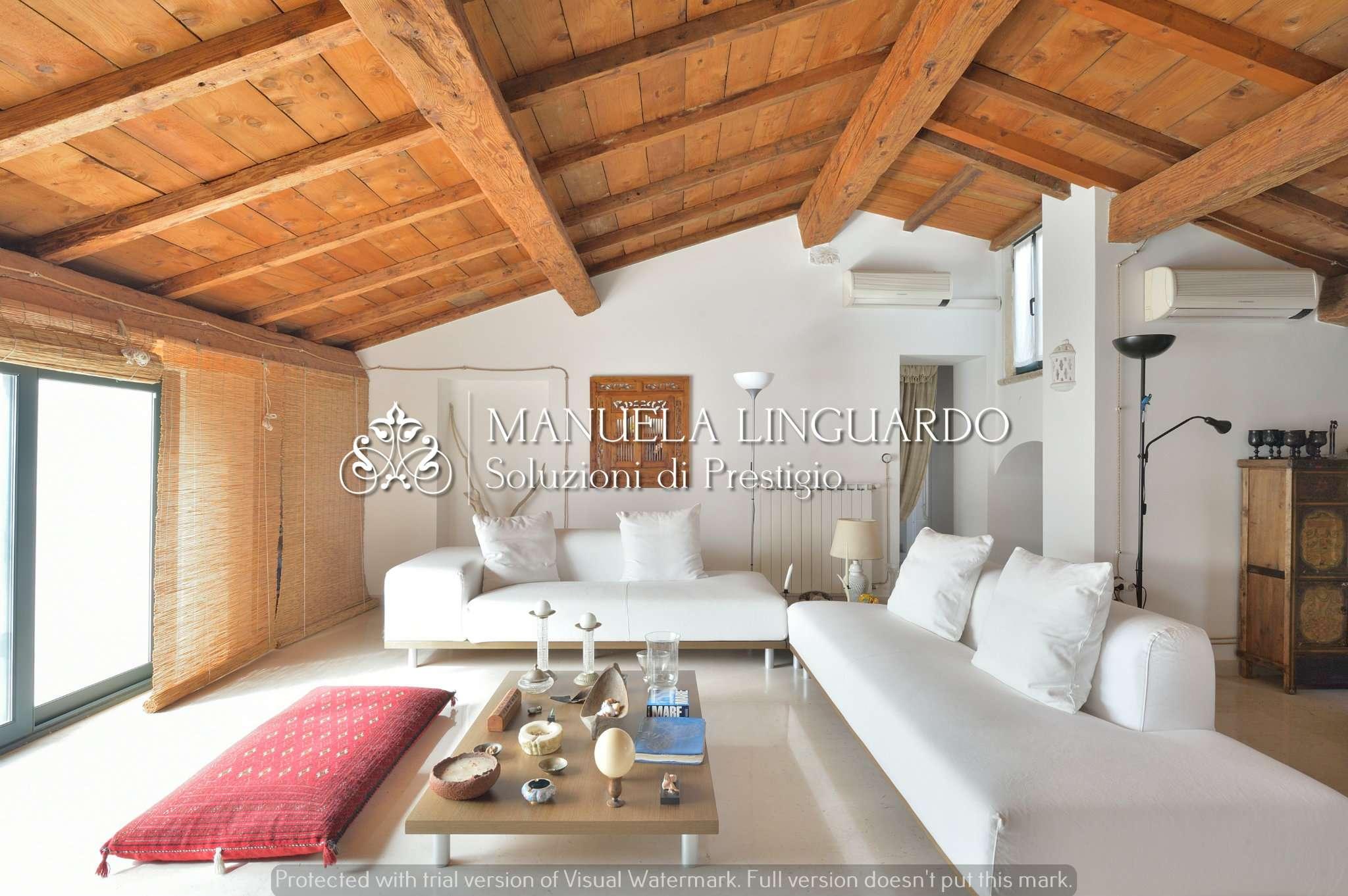 Attico / Mansarda in vendita a Rodi Garganico, 6 locali, prezzo € 390.000 | Cambio Casa.it