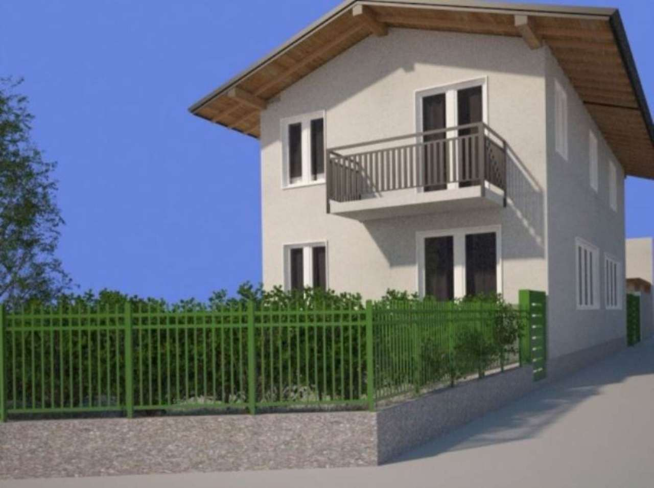 Villa in vendita a Mornago, 4 locali, prezzo € 99.000 | Cambio Casa.it