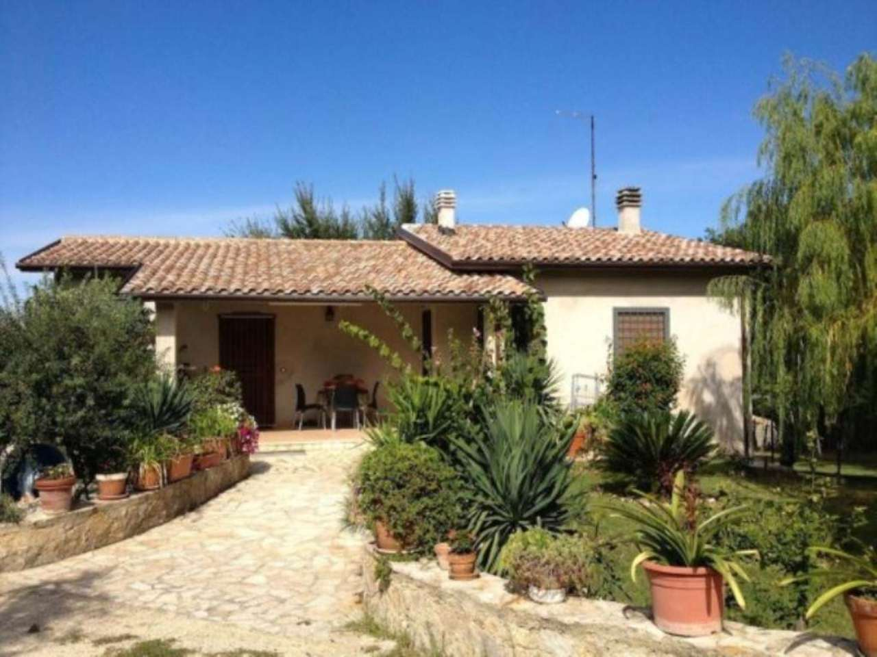 Villa in vendita a Cantalupo in Sabina, 5 locali, prezzo € 260.000 | Cambio Casa.it