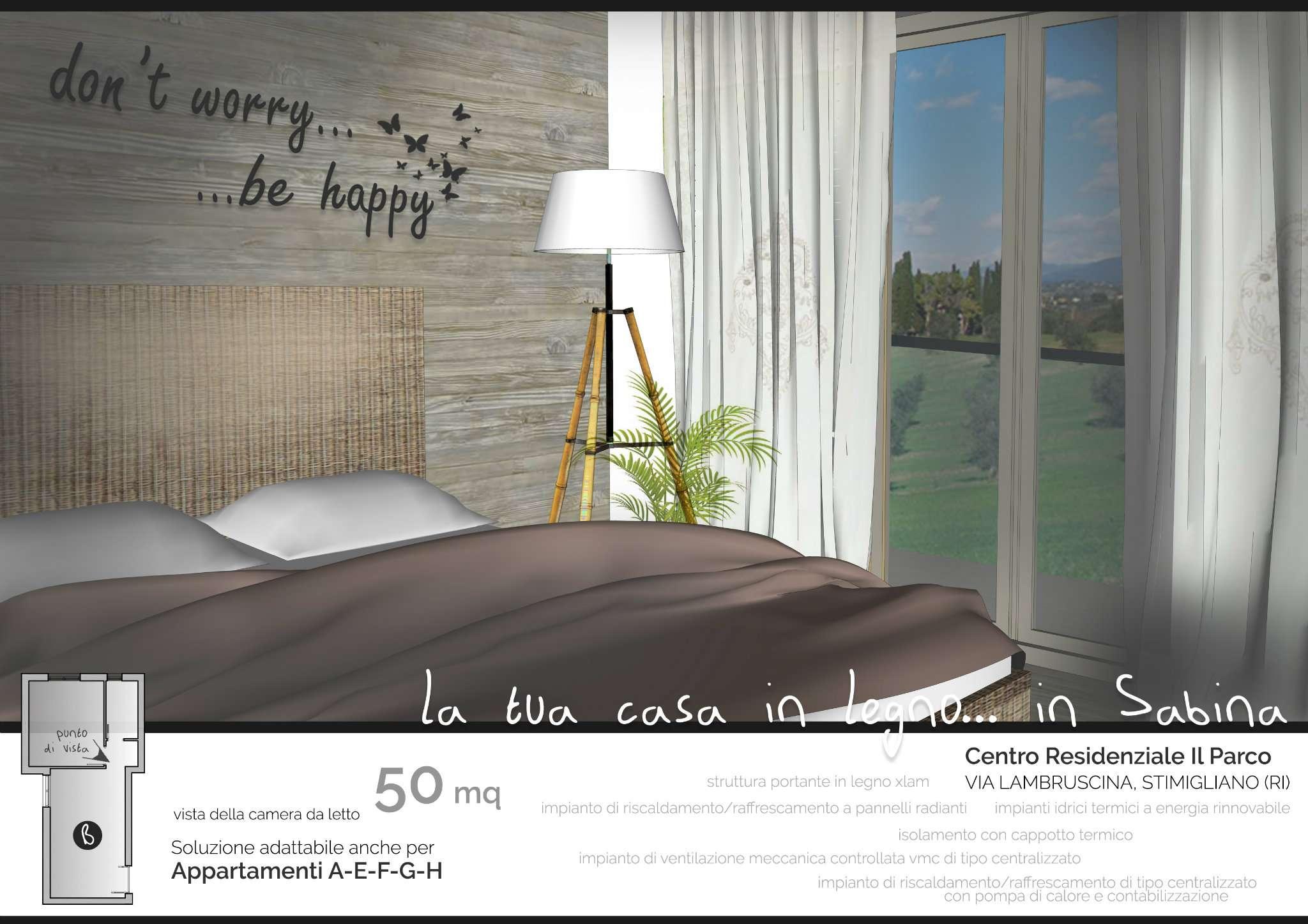 Appartamento in vendita a Stimigliano, 4 locali, prezzo € 160.000 | CambioCasa.it