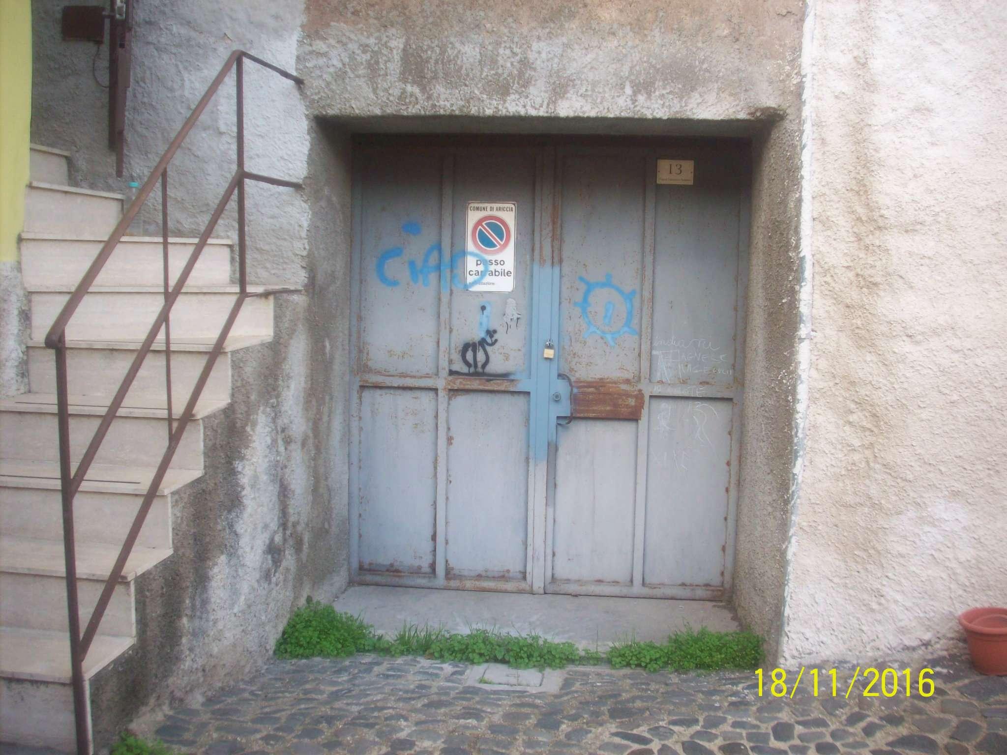 Altro in vendita a Ariccia, 1 locali, prezzo € 25.000 | Cambio Casa.it