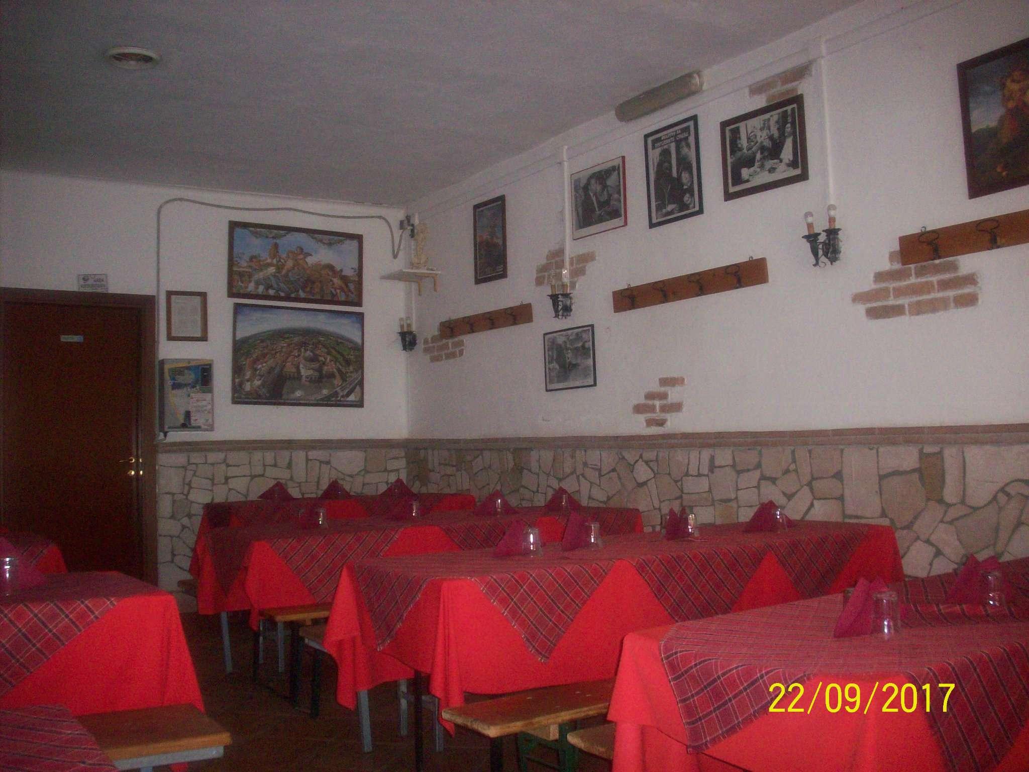 Ristorante / Pizzeria / Trattoria in Vendita a Ariccia