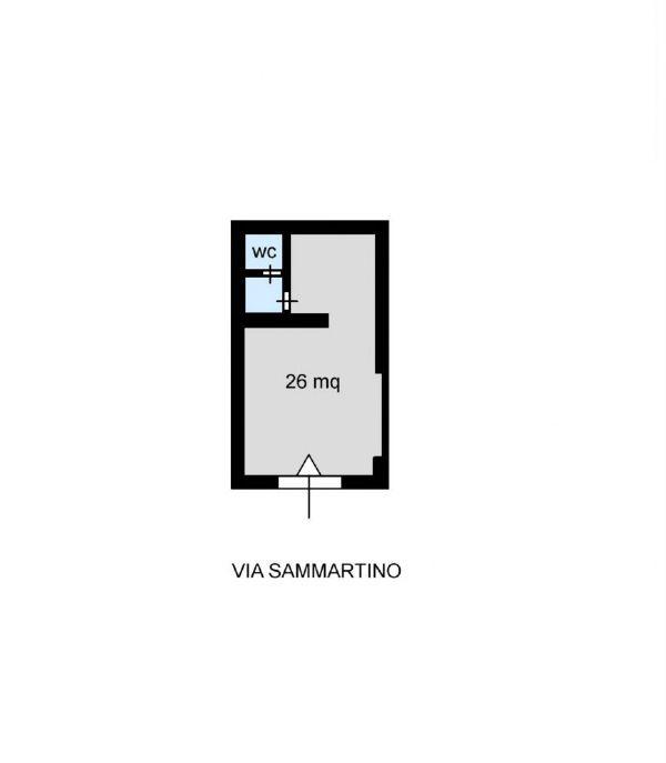 Negozio-locale in Vendita a Palermo: 2 locali, 46 mq