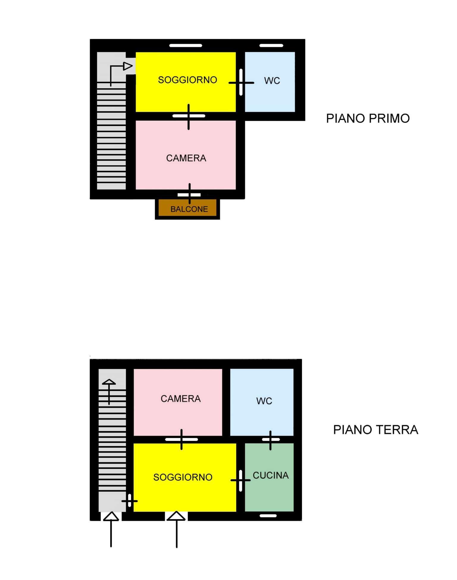 Casa indipendente in Vendita a Ustica: 100 mq