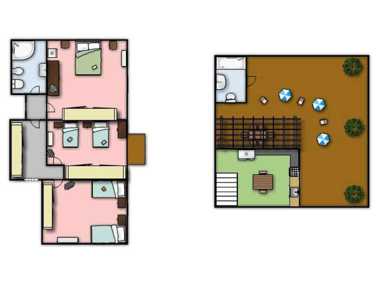 Appartamento in Affitto a Ustica: 3 locali, 90 mq