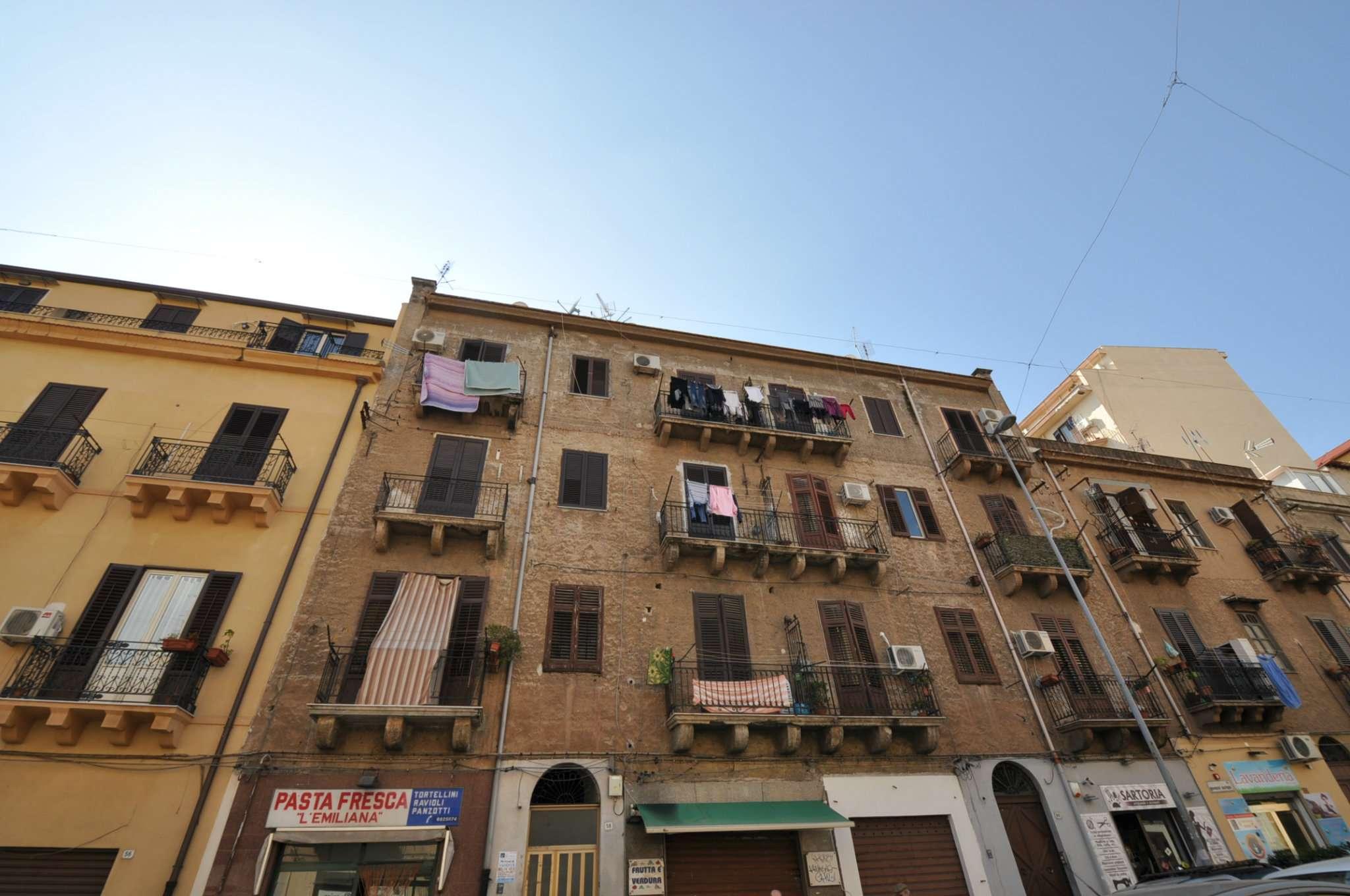 Appartamento in Vendita a Palermo: 60 mq