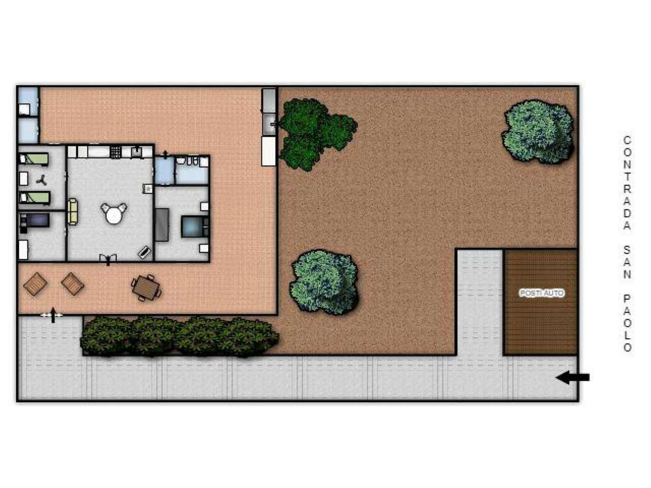 Villa in Vendita a Ustica: 80 mq