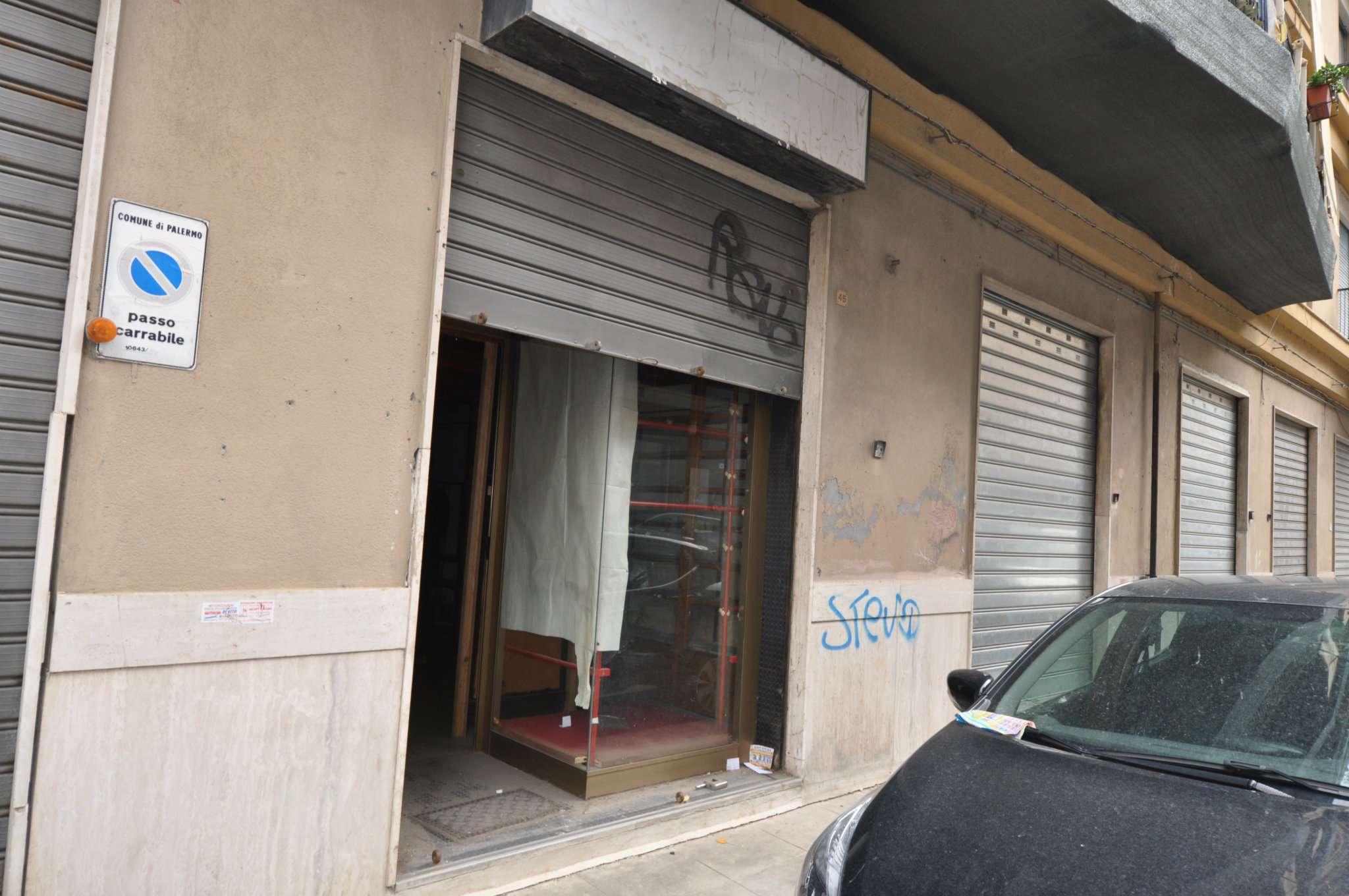 Magazzino in Affitto a Palermo: 1 locali, 30 mq