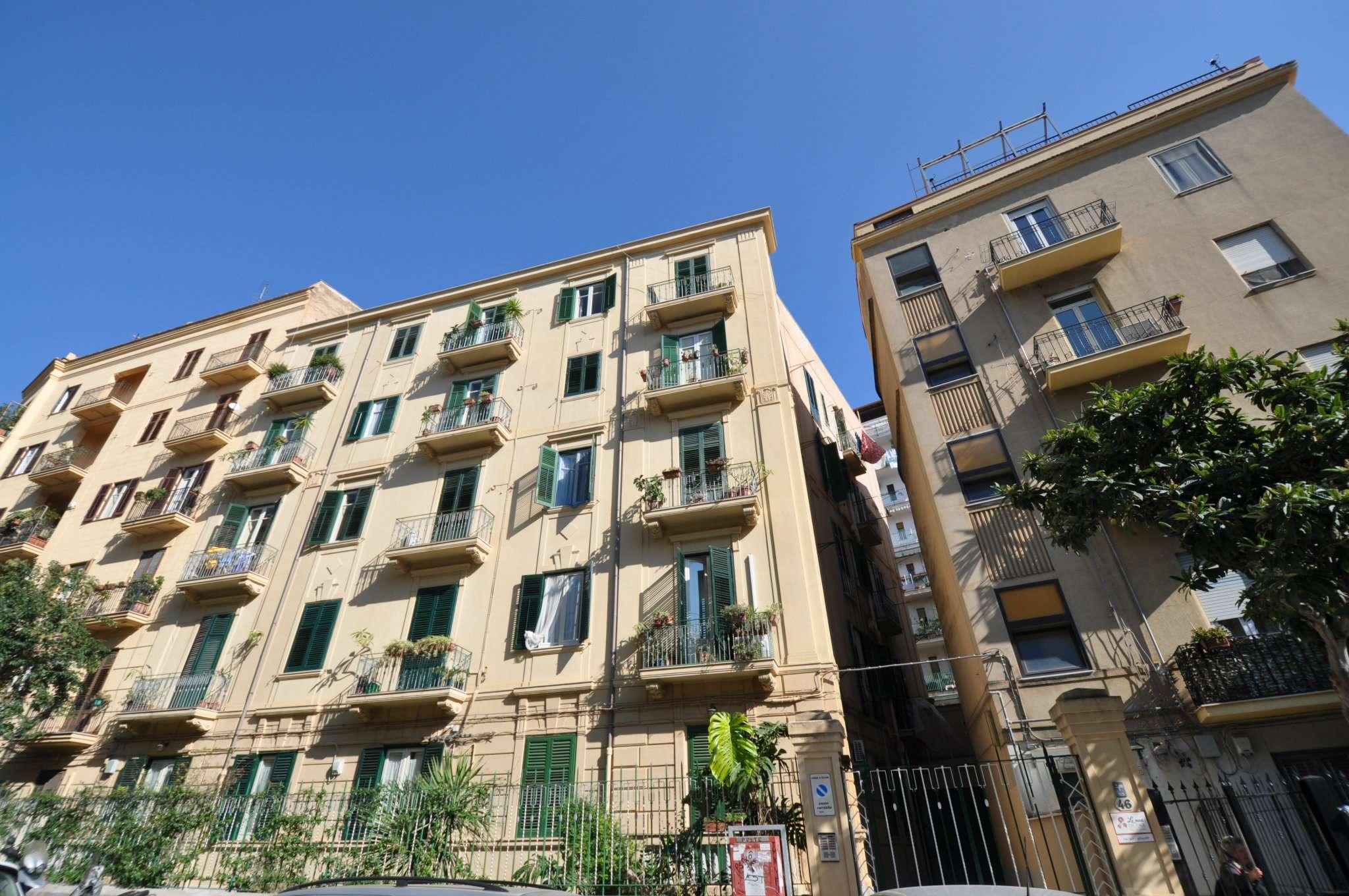Ufficio-studio in Affitto a Palermo: 3 locali, 60 mq