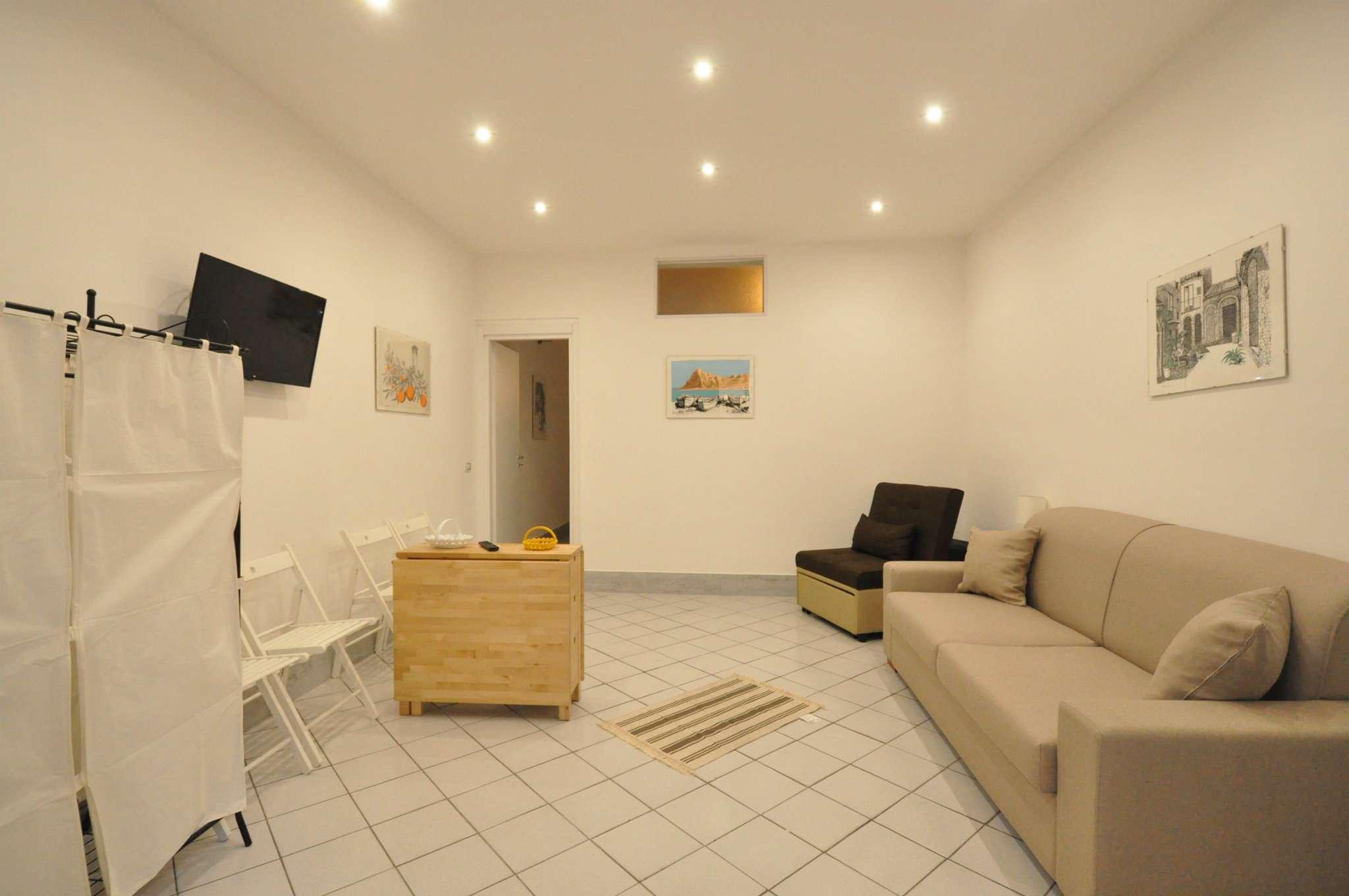 Appartamento in Affitto a Palermo:  2 locali, 40 mq  - Foto 1