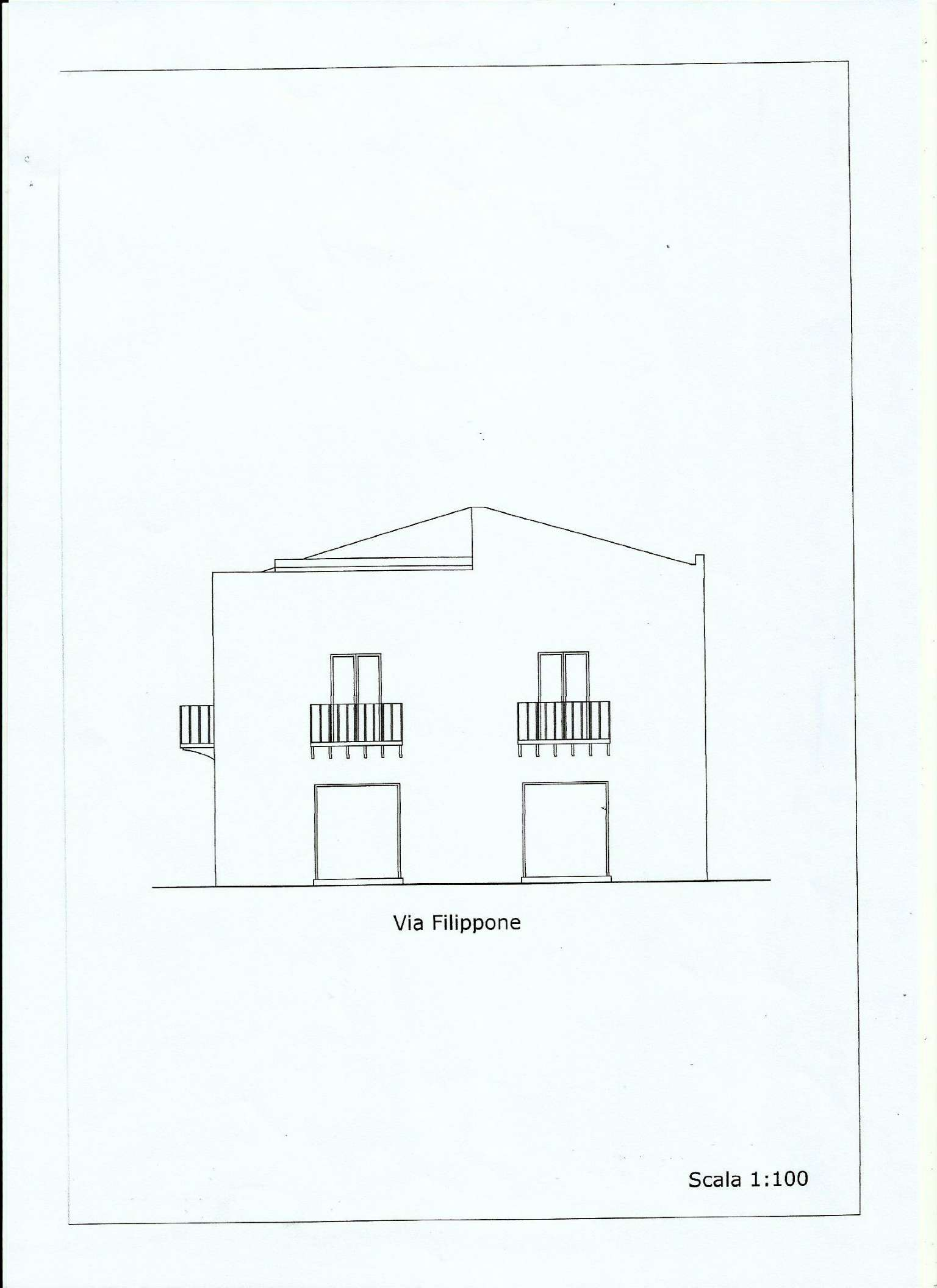 Casa indipendente in Vendita a Palermo: 110 mq  - Foto 1