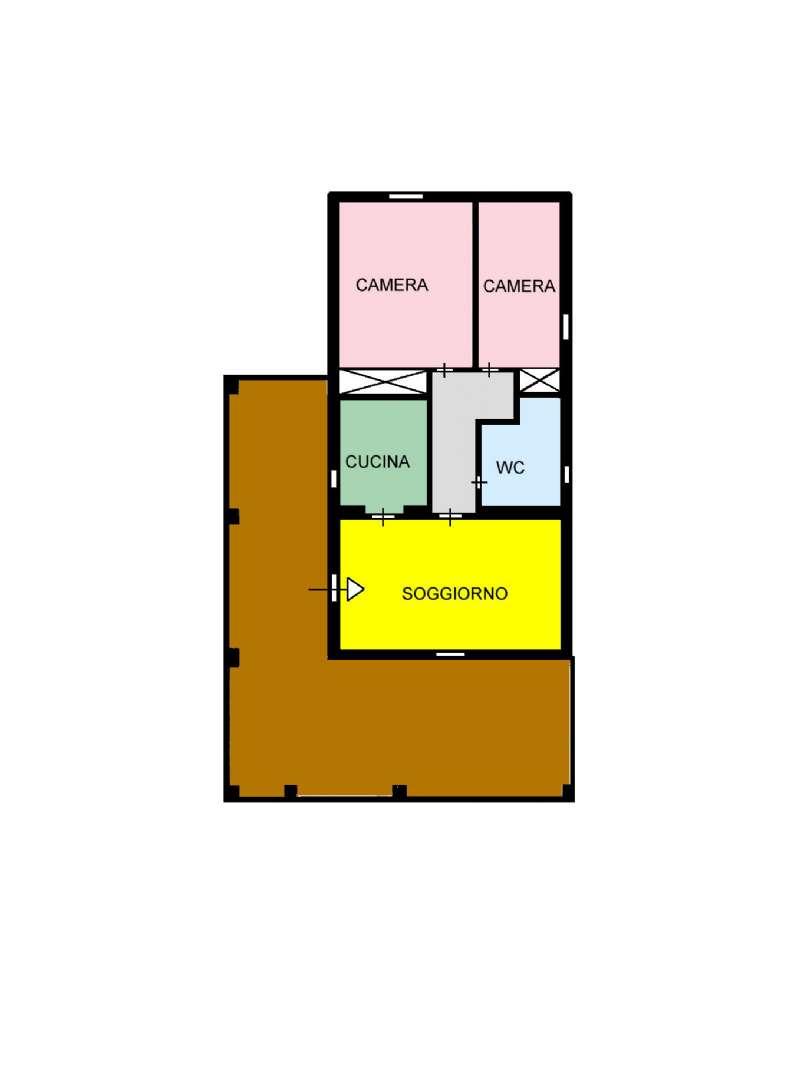 Casa indipendente in Vendita a Ustica: 3 locali, 70 mq