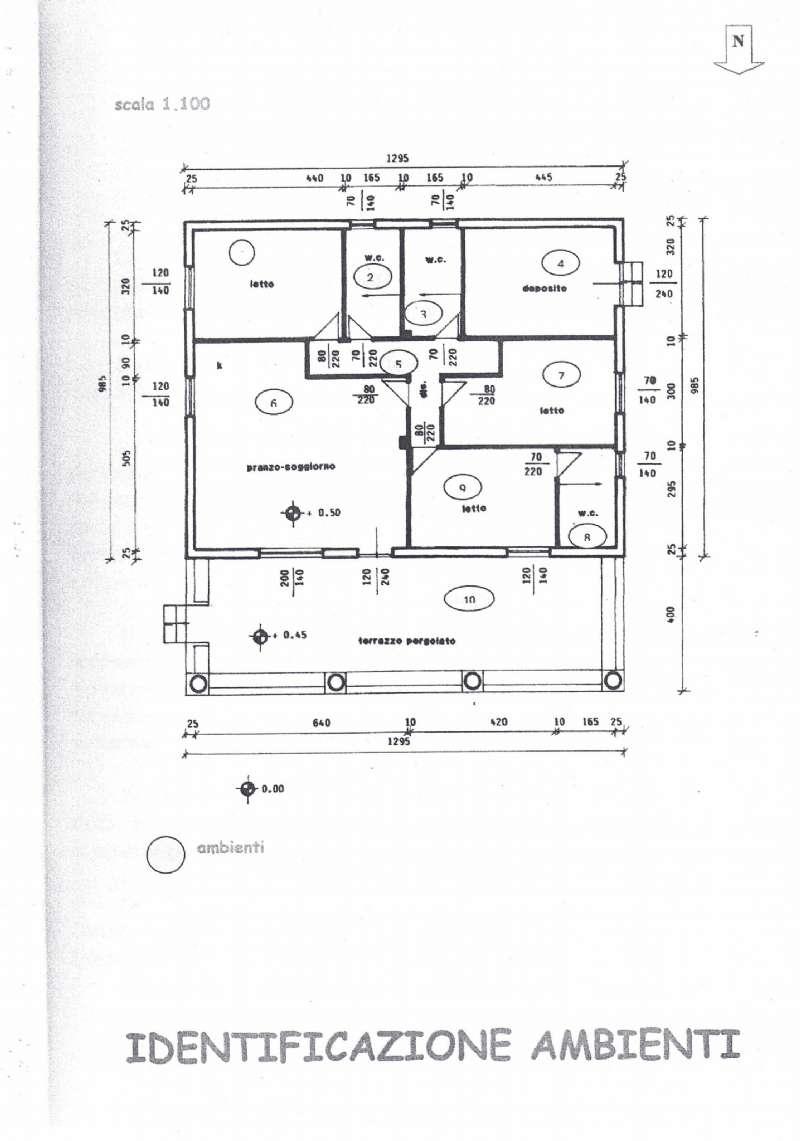 Terreno residenziale in Vendita a Ustica: 18500 mq