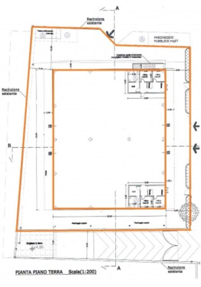 Capannone in affitto a Guidonia Montecelio, 1 locali, prezzo € 5.200 | Cambio Casa.it