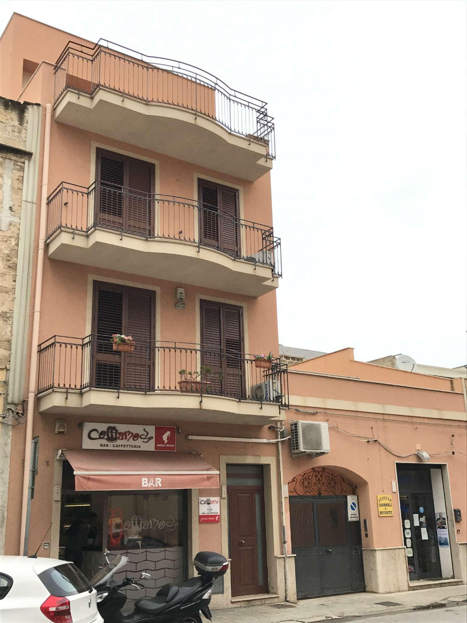 Appartamento in affitto a Trapani, 9999 locali, prezzo € 470 | Cambio Casa.it