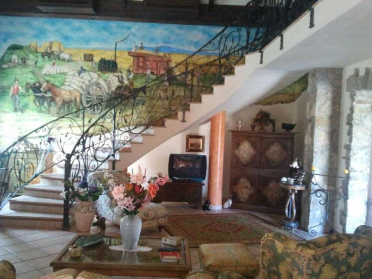 Villa in vendita a Forenza, 15 locali, prezzo € 900.000 | Cambio Casa.it