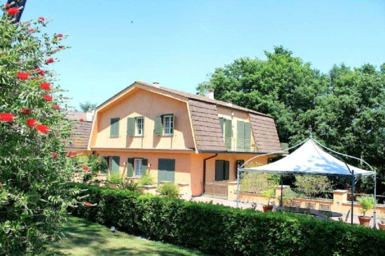 Villa in vendita a Formello, 9 locali, prezzo € 1.590.000 | Cambio Casa.it