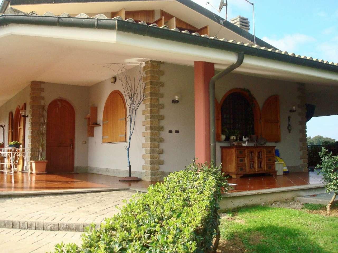Villa in vendita a Cerveteri, 7 locali, prezzo € 980.000   Cambio Casa.it