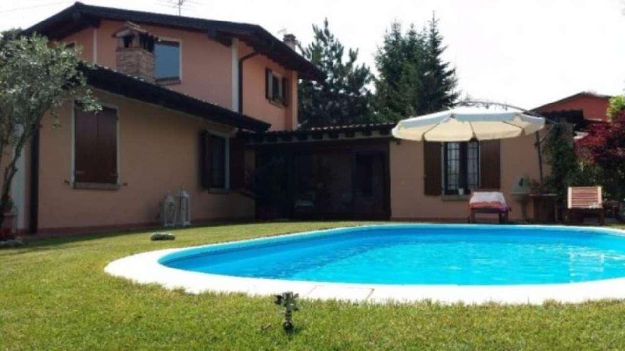 Villa in Vendita a Castegnato
