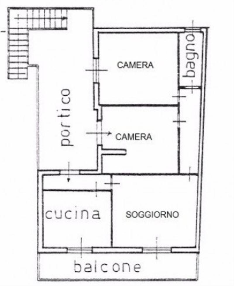 Appartamento in vendita a Castegnato, 3 locali, prezzo € 115.000 | Cambio Casa.it
