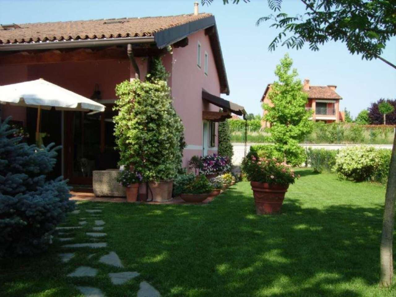 Soluzione Semindipendente in vendita a Tassarolo, 4 locali, prezzo € 155.000 | Cambio Casa.it