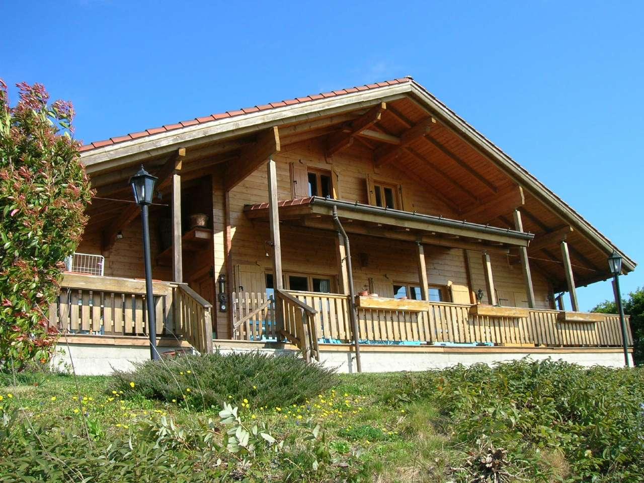 Villa in vendita a Momperone, 10 locali, prezzo € 500.000 | Cambio Casa.it
