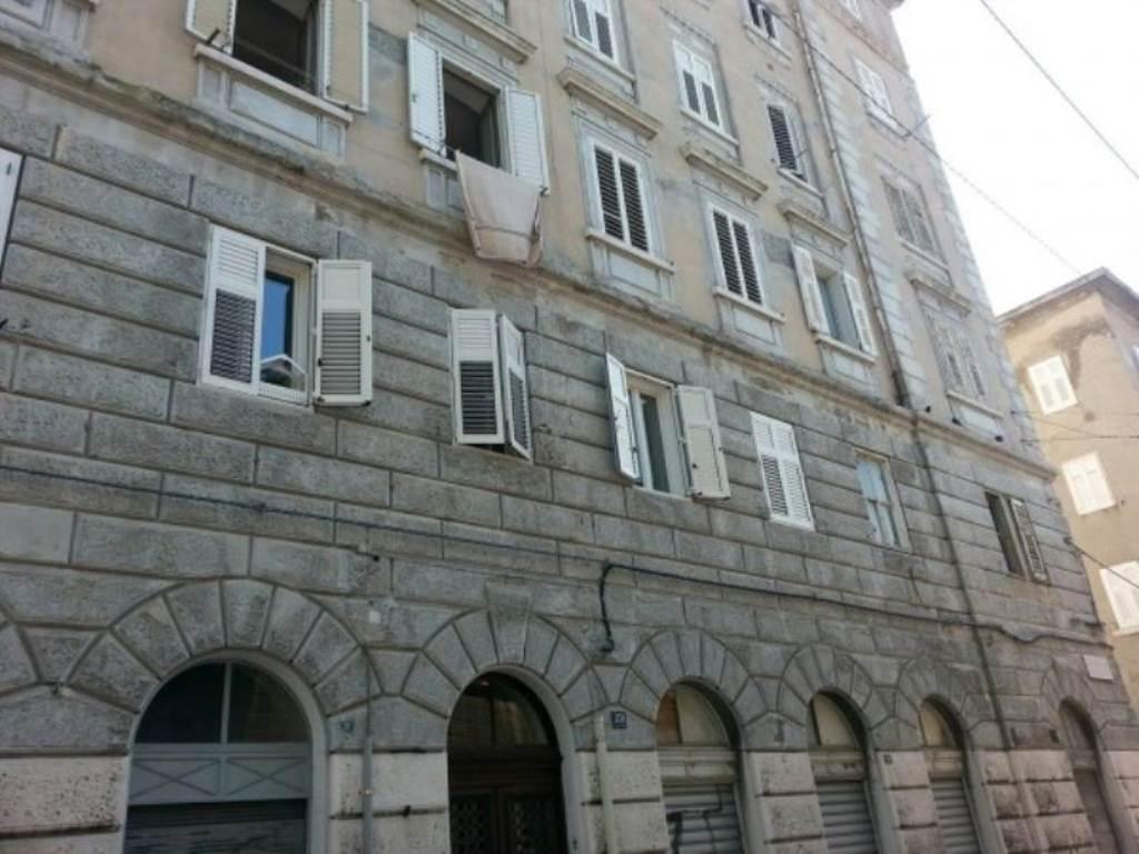 Negozio / Locale in affitto a Trieste, 1 locali, prezzo € 500   Cambio Casa.it