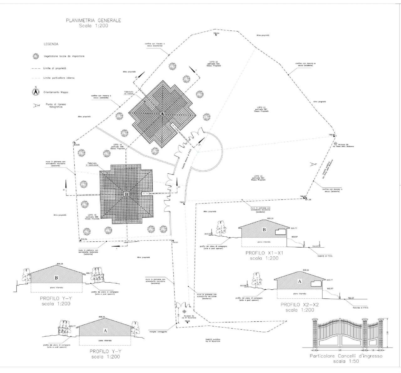Villa in vendita a Monteflavio, 9999 locali, prezzo € 360.000 | Cambio Casa.it