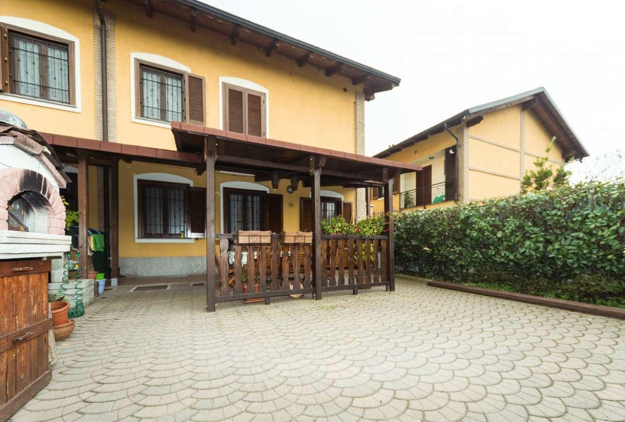 Villa in vendita a Settimo Torinese, 5 locali, prezzo € 390.000 | Cambio Casa.it