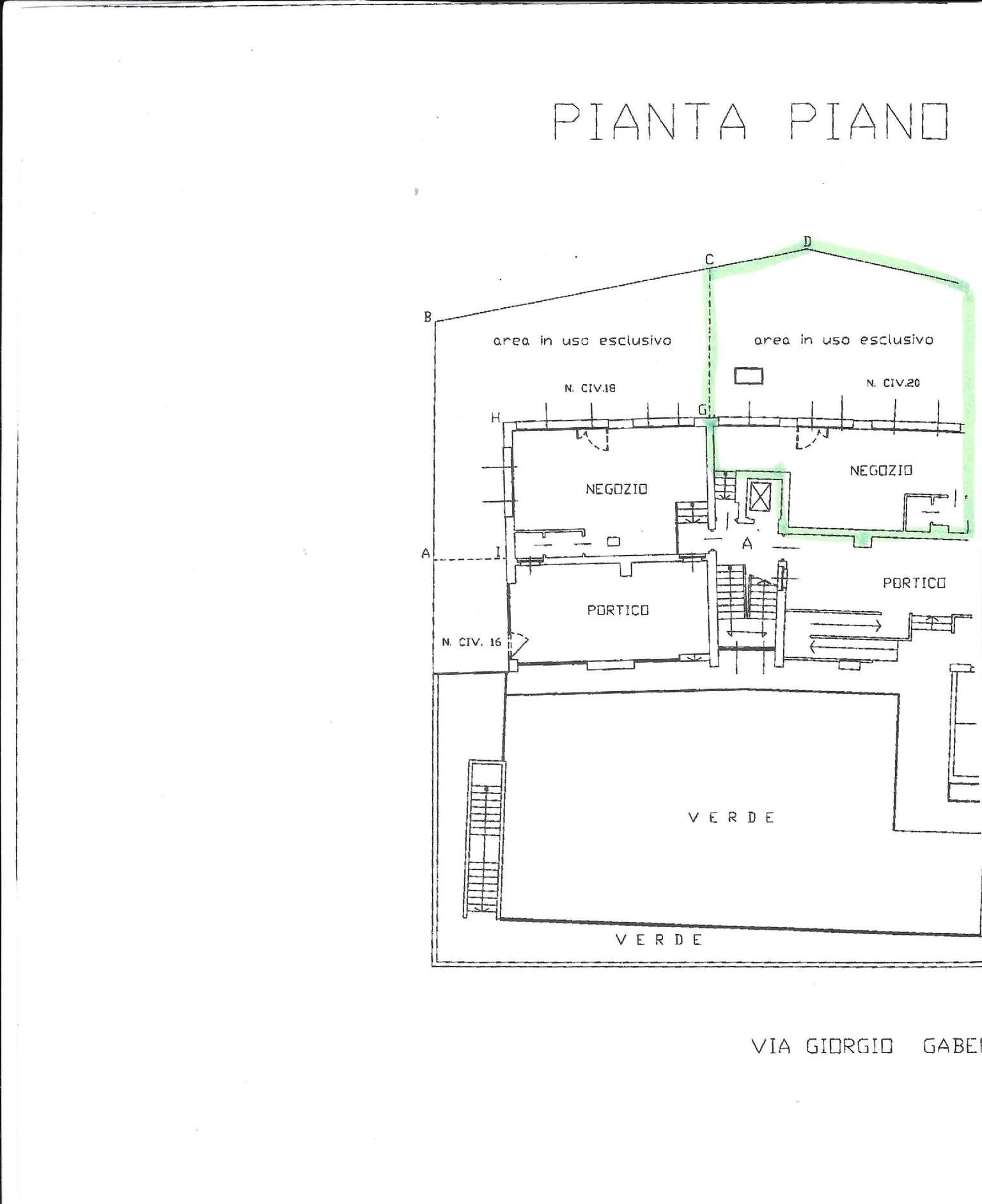 Grugliasco Affitto COMMERCIALI Immagine 1