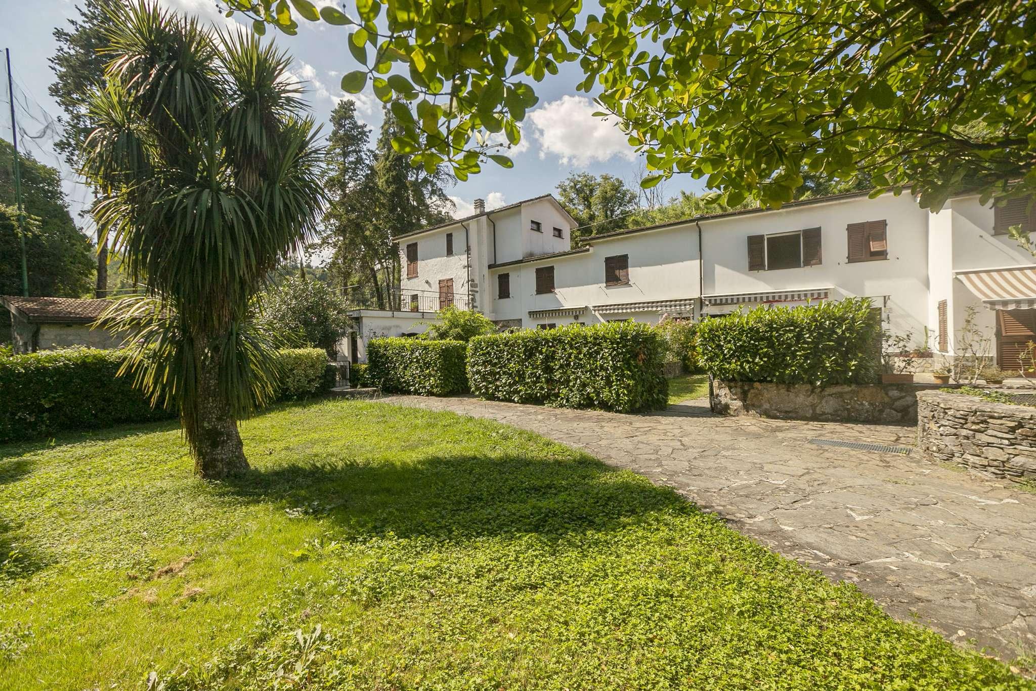 Foto 1 di Villetta a schiera via San Massimo B, frazione San Massimo, Rapallo