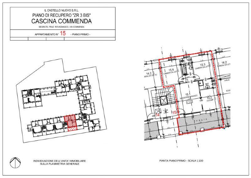 Appartamento in vendita a Segrate, 9999 locali, prezzo € 280.000 | Cambio Casa.it