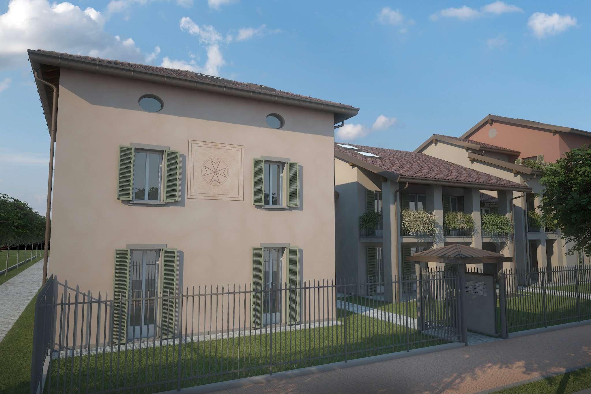 Appartamento in vendita a Segrate, 3 locali, prezzo € 280.000   Cambio Casa.it