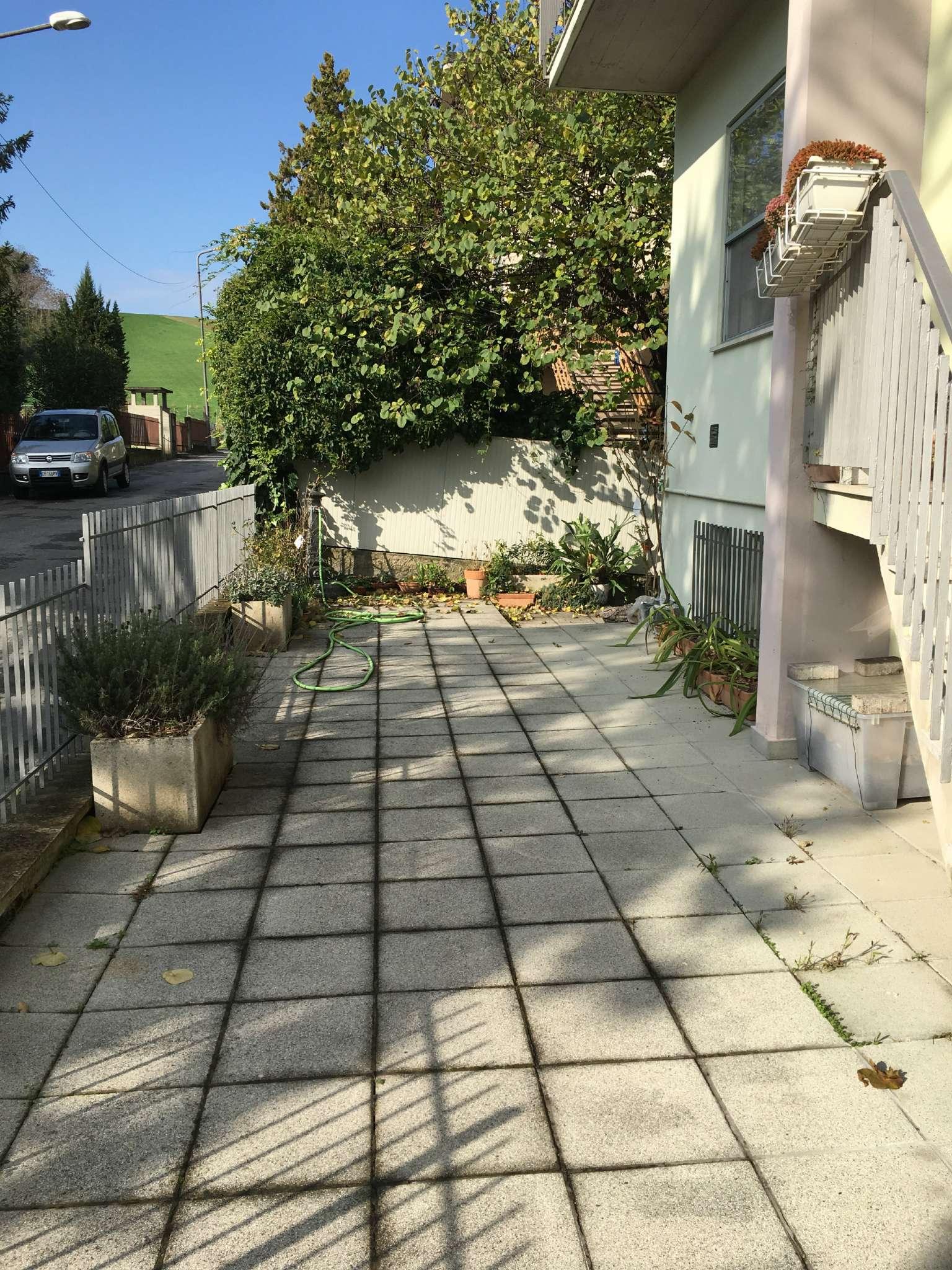 Soluzione Semindipendente in affitto a Meldola, 4 locali, prezzo € 600 | Cambio Casa.it