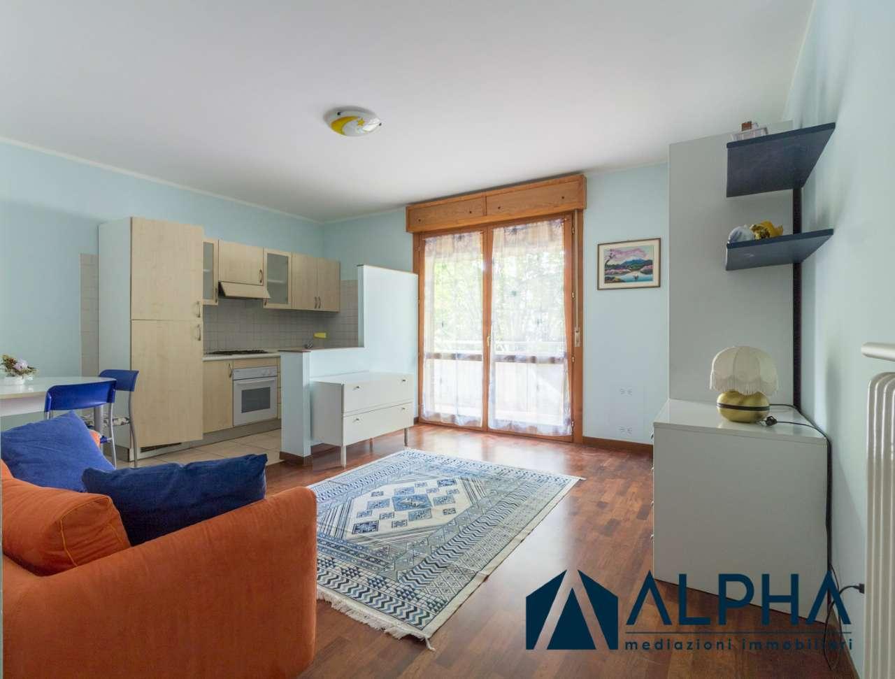 Appartamento in affitto a Forlì, 1 locali, prezzo € 390 | CambioCasa.it