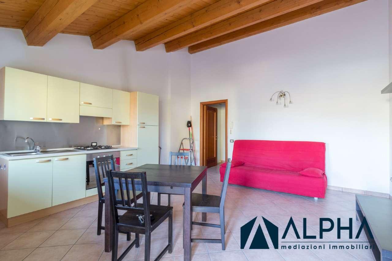 Appartamento in affitto a Meldola, 2 locali, prezzo € 470   CambioCasa.it