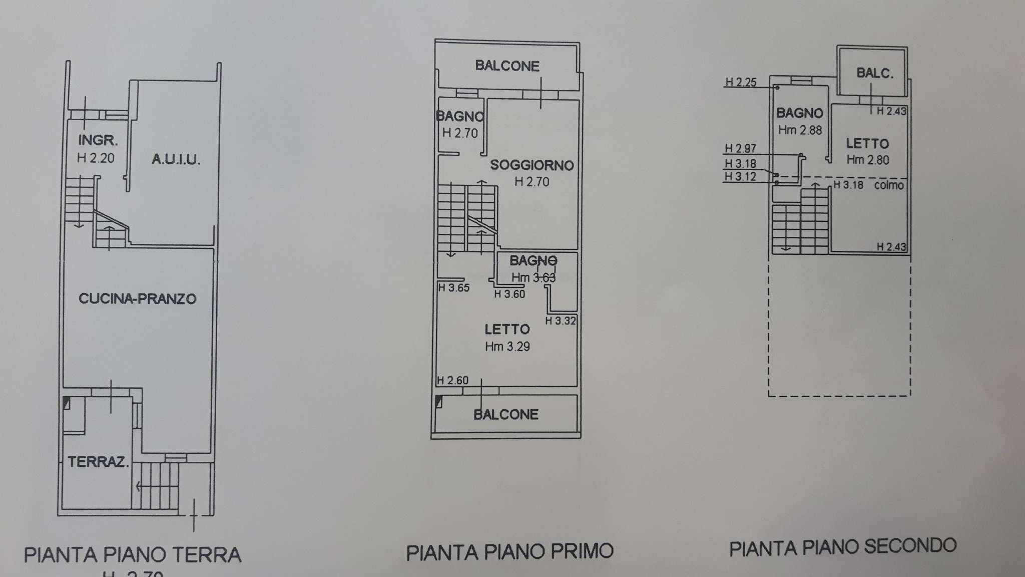 Forlì Vendita VILLA A SCHIERA Immagine 1