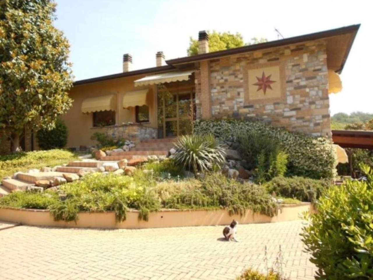 Villa in vendita a Soiano del Lago, 6 locali, prezzo € 800.000 | Cambio Casa.it