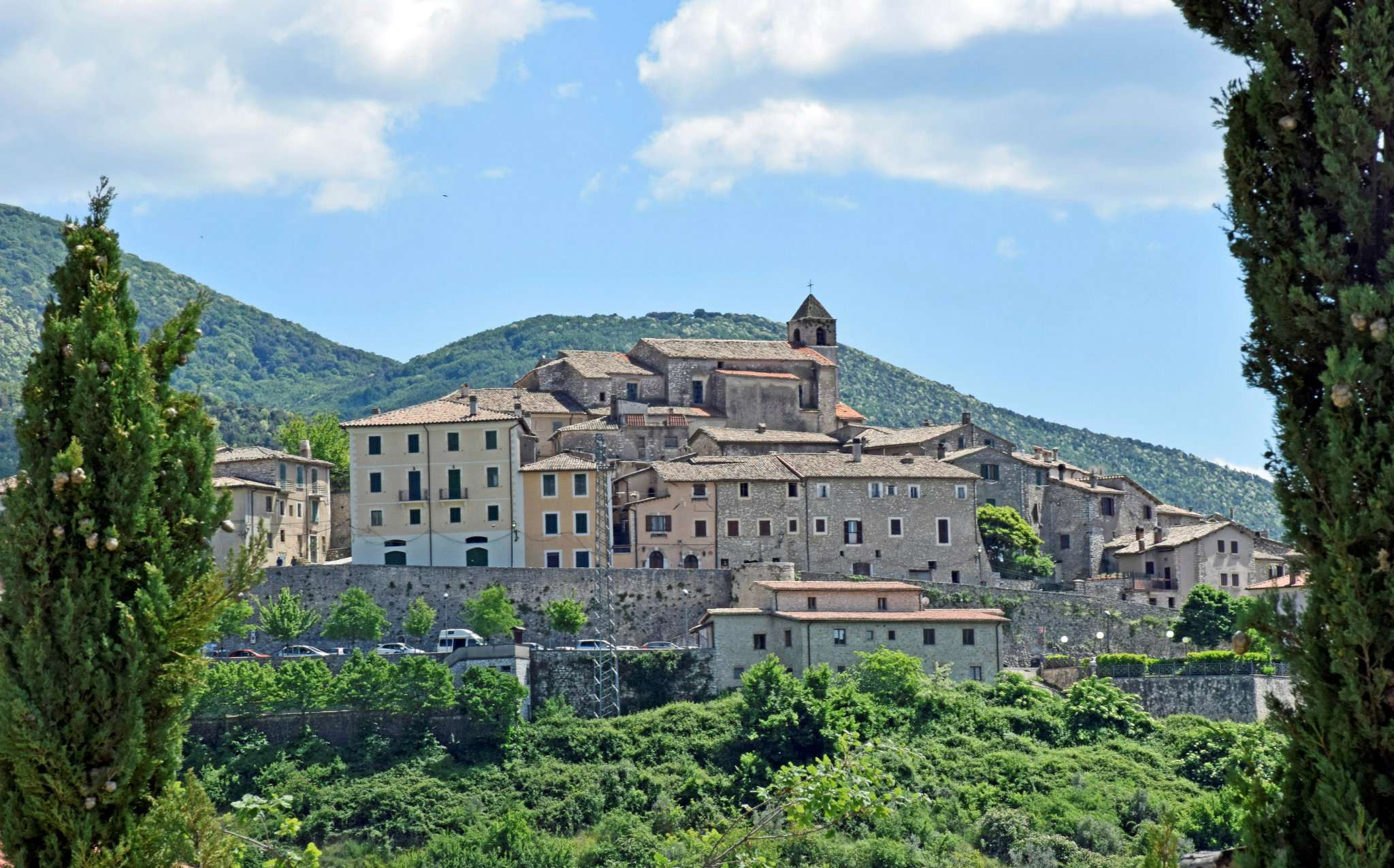 Villa in vendita a Cottanello, 7 locali, prezzo € 189.000   CambioCasa.it