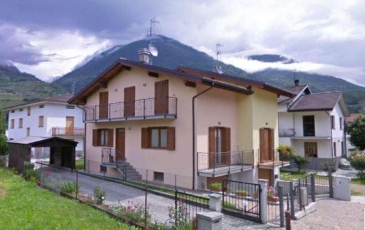 Villa a Schiera in vendita a Chiuro, 4 locali, Trattative riservate | Cambio Casa.it